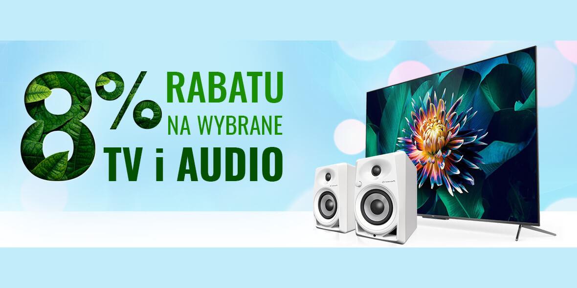 NEO24: -8% na Telewizory i Sprzęt Audio 02.03.2021