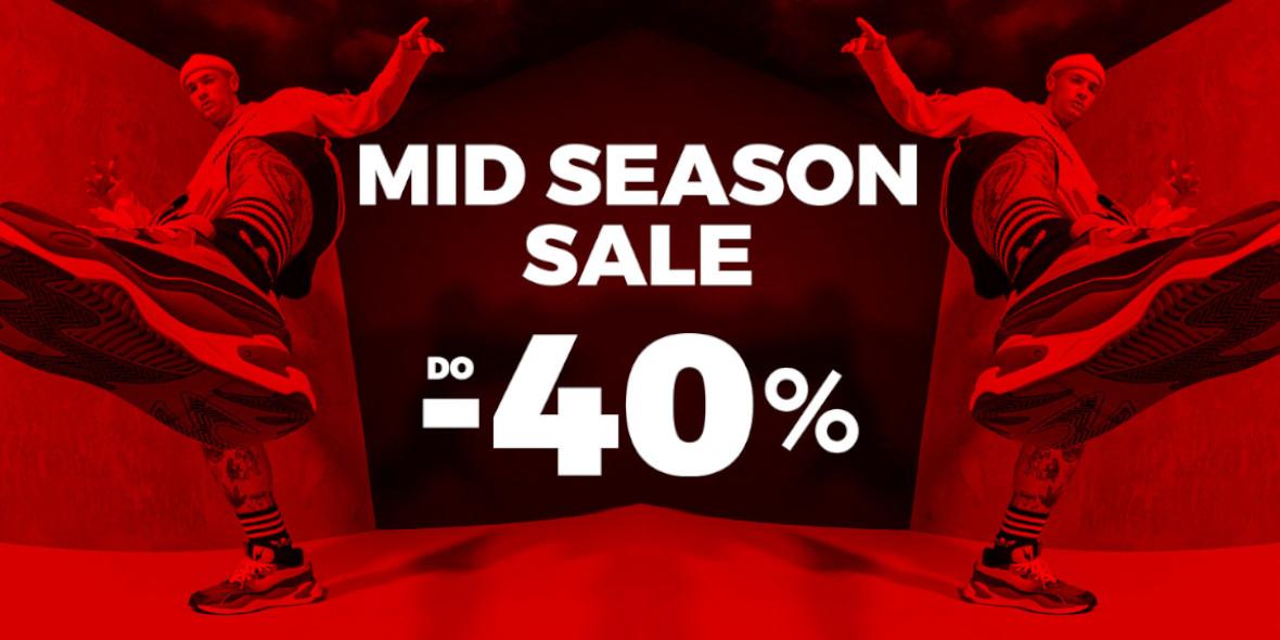 Sizeer: Do -40% na Mid Season Sale