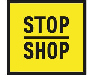 Logo STOP SHOP Szczytno