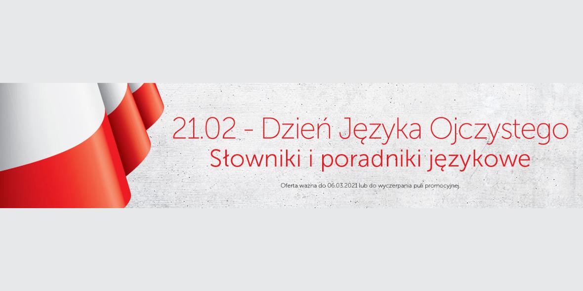 Księgarnia Internetowa PWN: Do -33% na słowniki i poradniki językowe