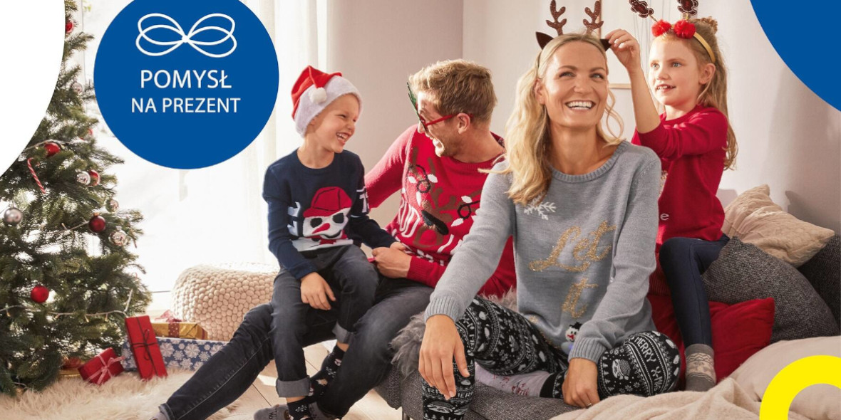 Lidl: ONLINE Moda świąteczna w Lidlu 19.11.2020