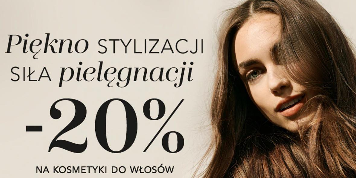 Douglas: Kod: -20% na kosmetyki do włosów wybranych marek 01.01.0001