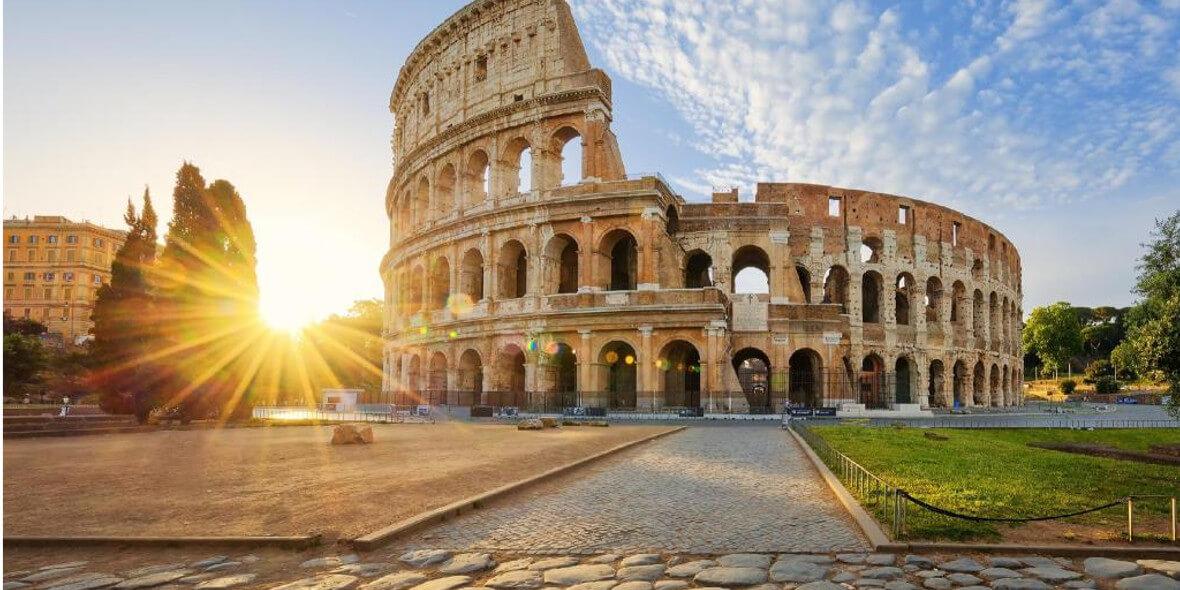 za pobyt w hotelu  Colosseo Studio Suites