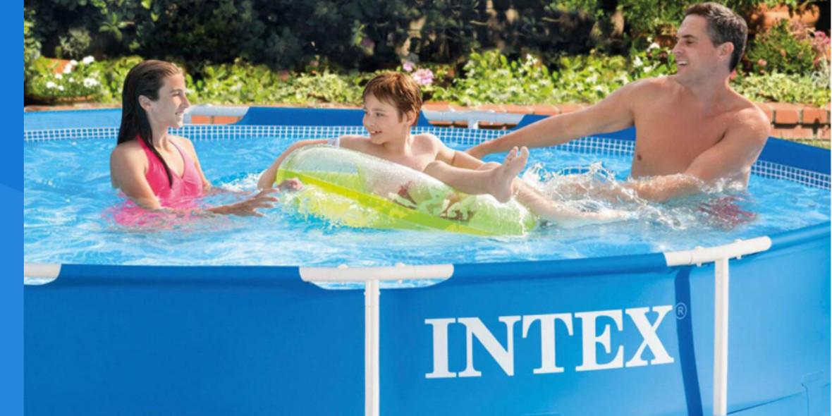 Decathlon: Od 34,90 zł za baseny ogrodowe