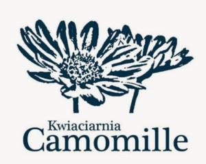 Logo Kwiaciarnia Camomille