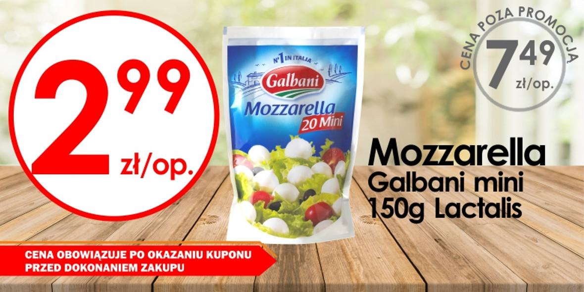 za Mozzarella Galbani mini