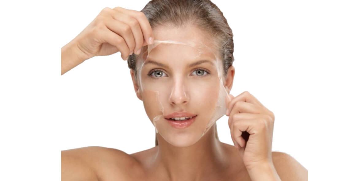 na zabieg oczyszczania twarzy