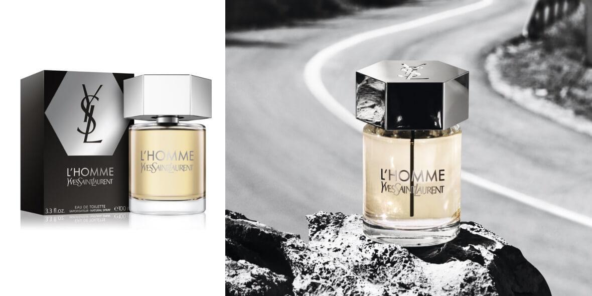 na wodę perfumowaną Yves Saint Laurent L'Homme