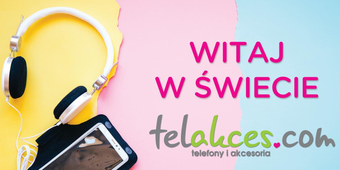 Telakces.com: -10% na zakupy powyżej 60 zł w Telakces.com