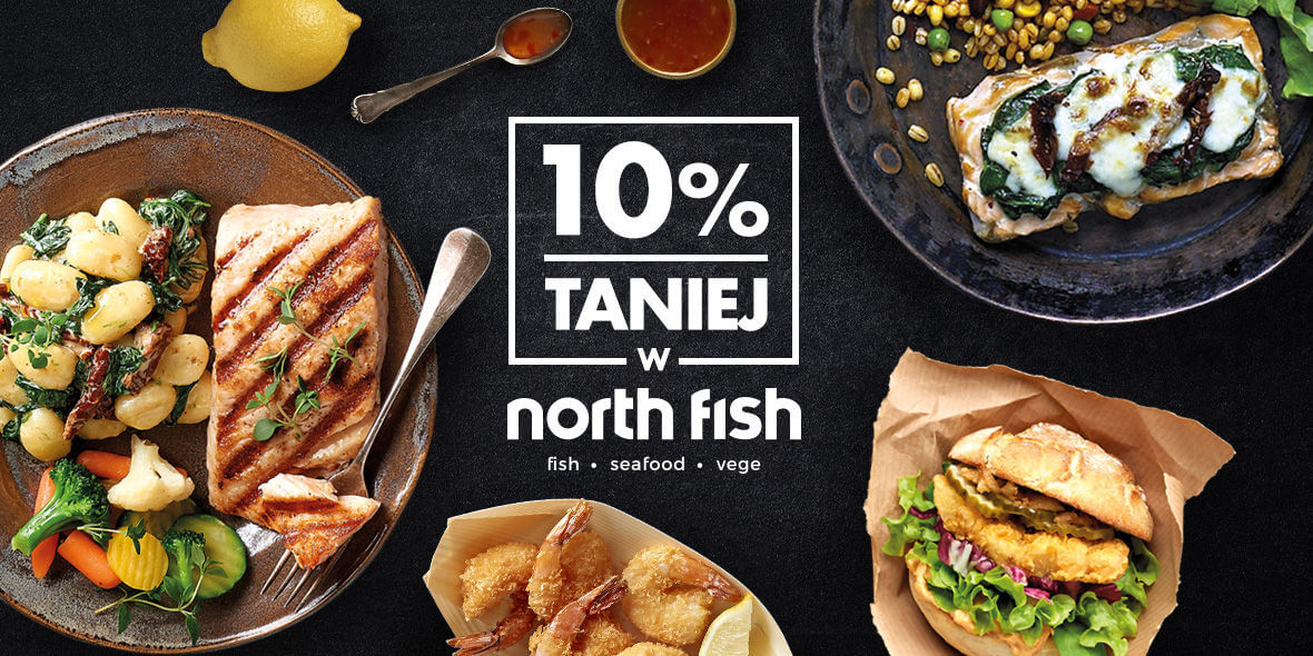 North Fish: -10% na cały asortyment