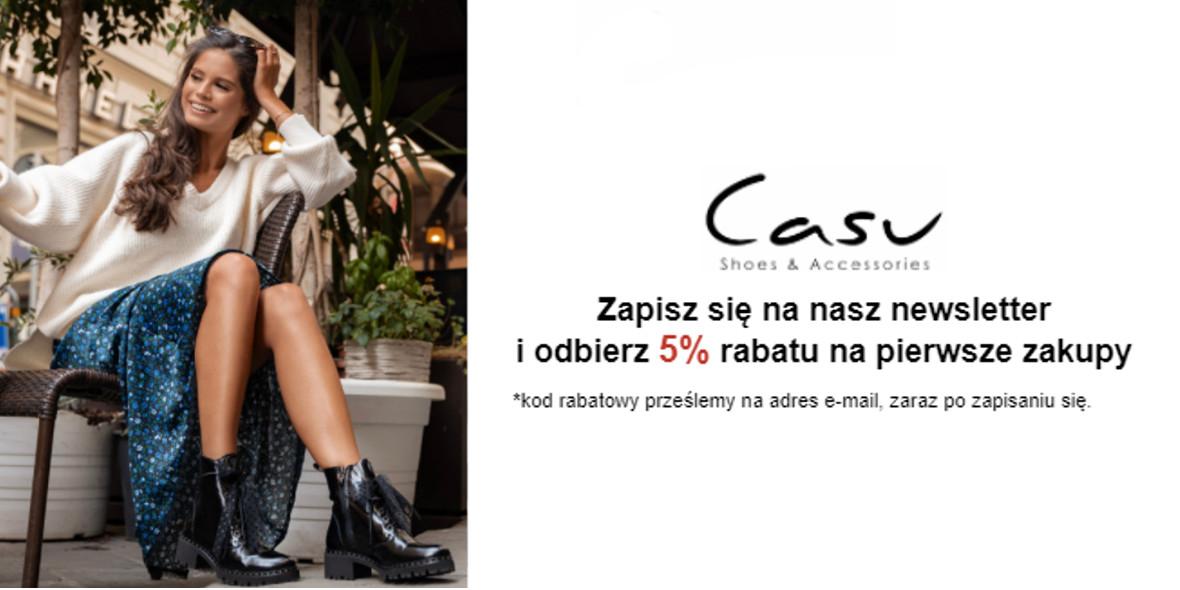 Casu: -5% na pierwsze zakupy