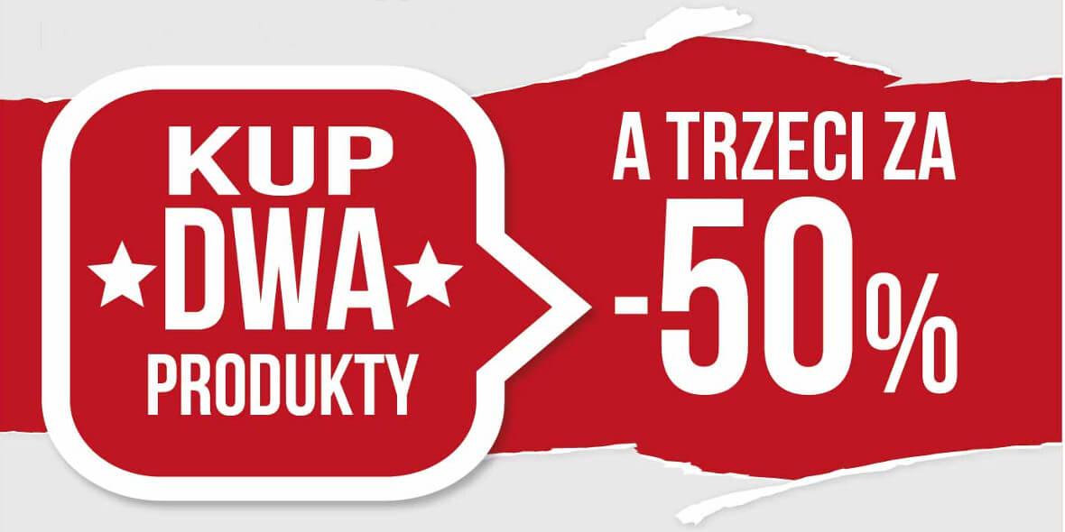 Gladiator-Shop.pl: -50% za trzeci produkt
