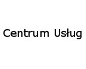 Logo Centrum Usług