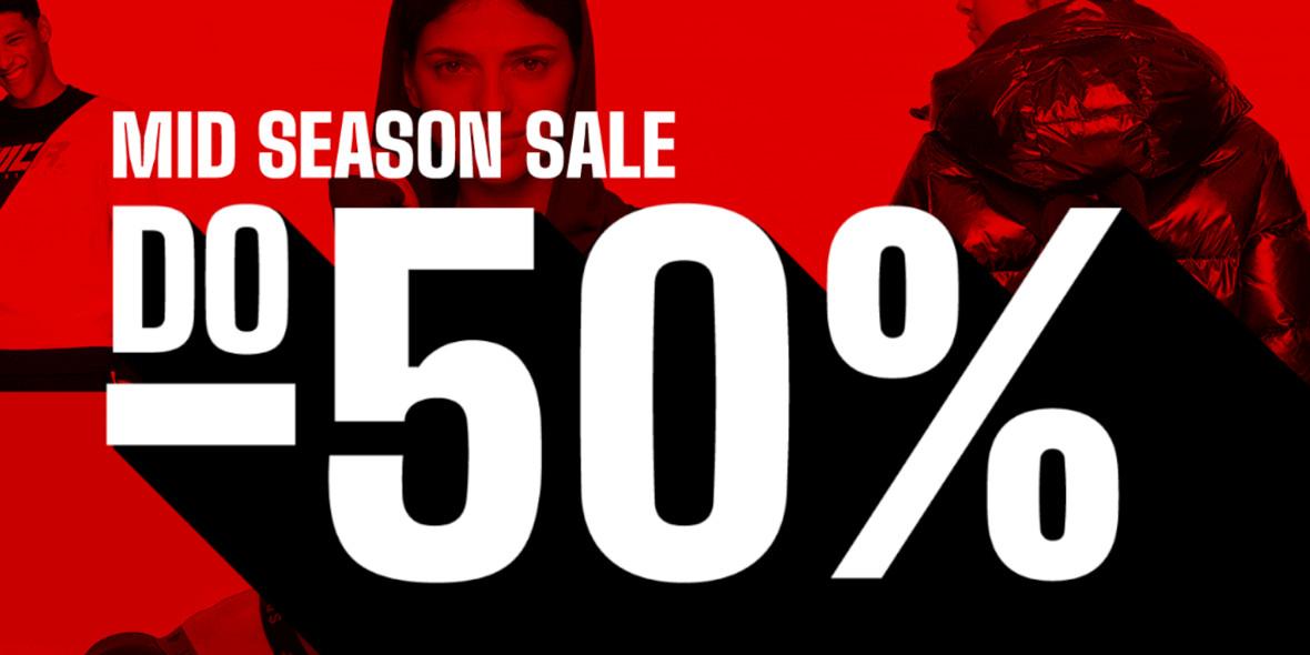 4F: Do -50% na Mid Season Sale