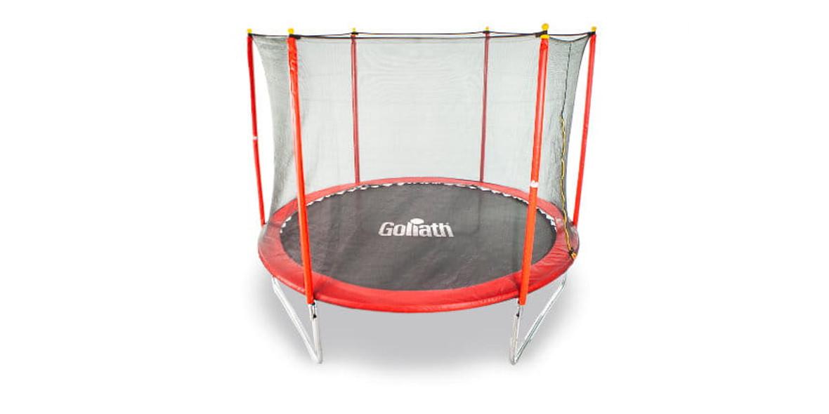 na trampolinę Goliath