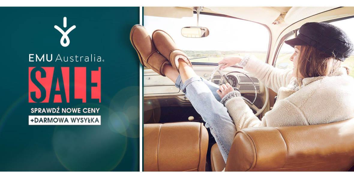 za buty Emu Australia + darmowa dostawa