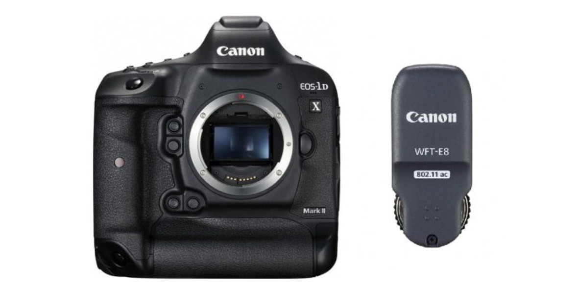za Transmiter Canon WFT-E8b