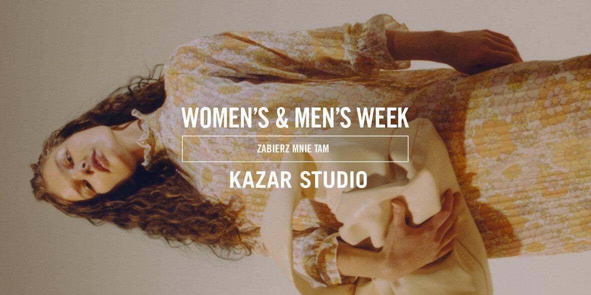 Kazar Studio: -20% na wybrane produkty z okazji Dnia Kobiet 01.03.2021