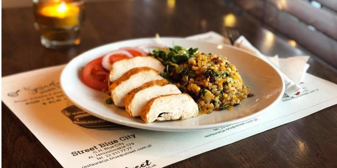 Street Restaurant & Club: Gratis lunch w ramach Westfield Arkadia Restauracje 11.03.2019