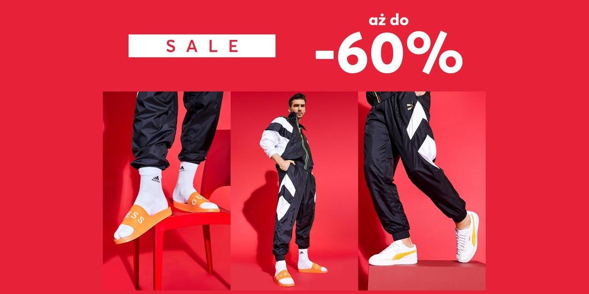 eobuwie.pl: Do -60% na wyprzedaży produktów