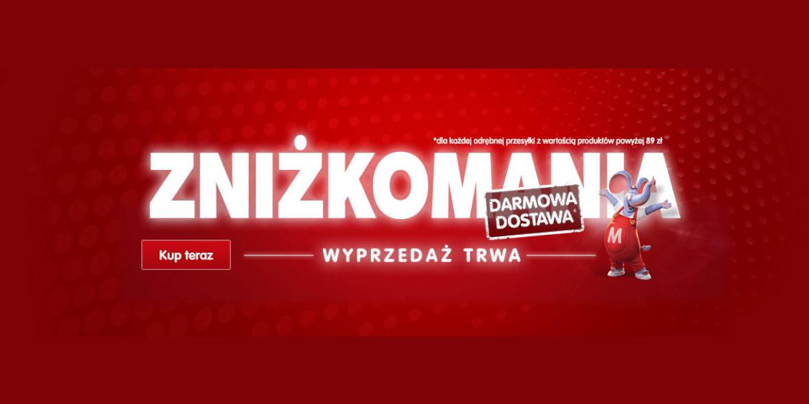 Mall.pl: Nawet -72% na wybrane produkty