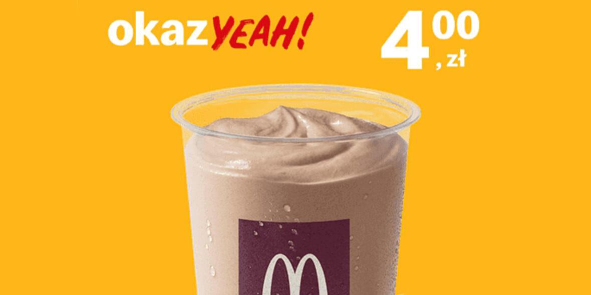 Duży shake 400 ml