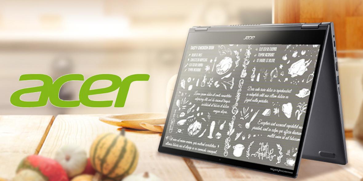 Acer: Do -30% na jesiennej wyprzedaży 04.10.2021