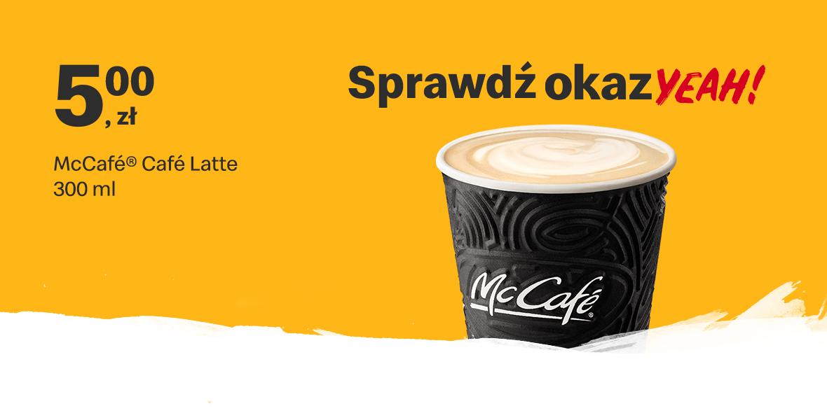 McCafé® Café Latte 300 ml
