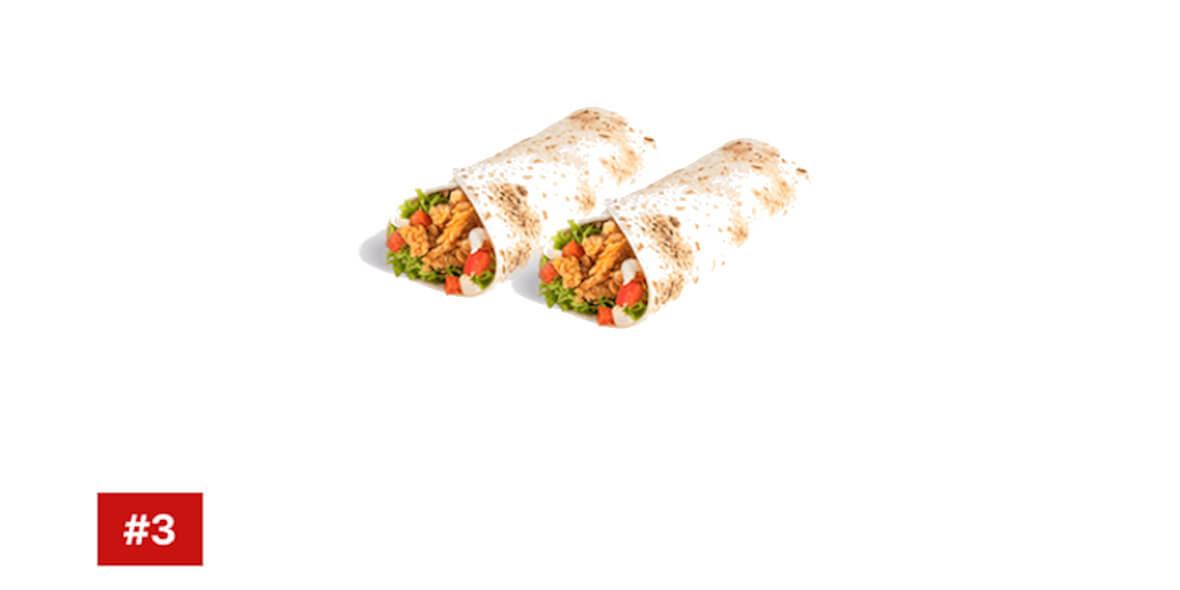 KFC: 7 zł za 2 x iTwist 17.09.2020