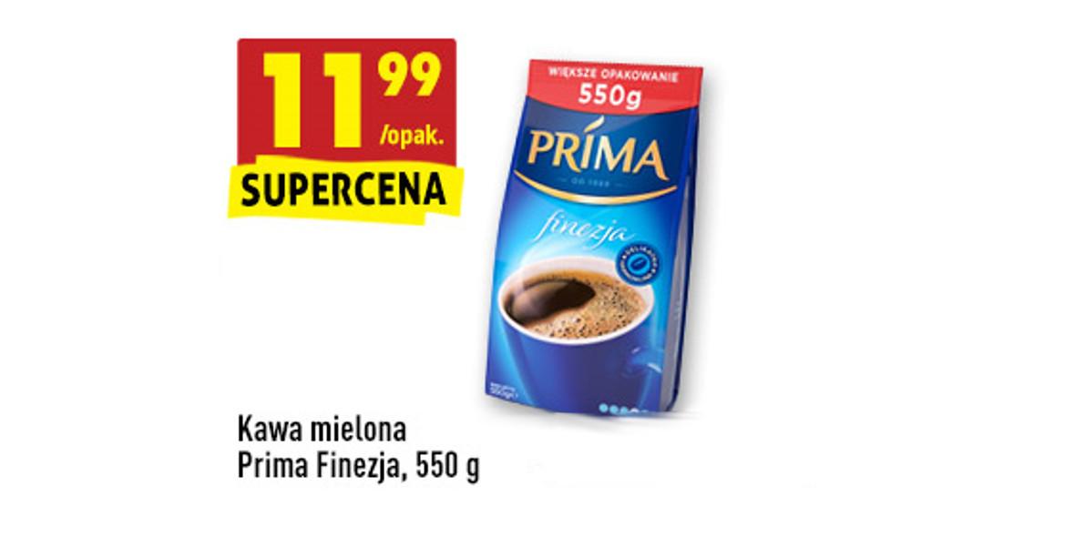 za kawę Prima Finezja