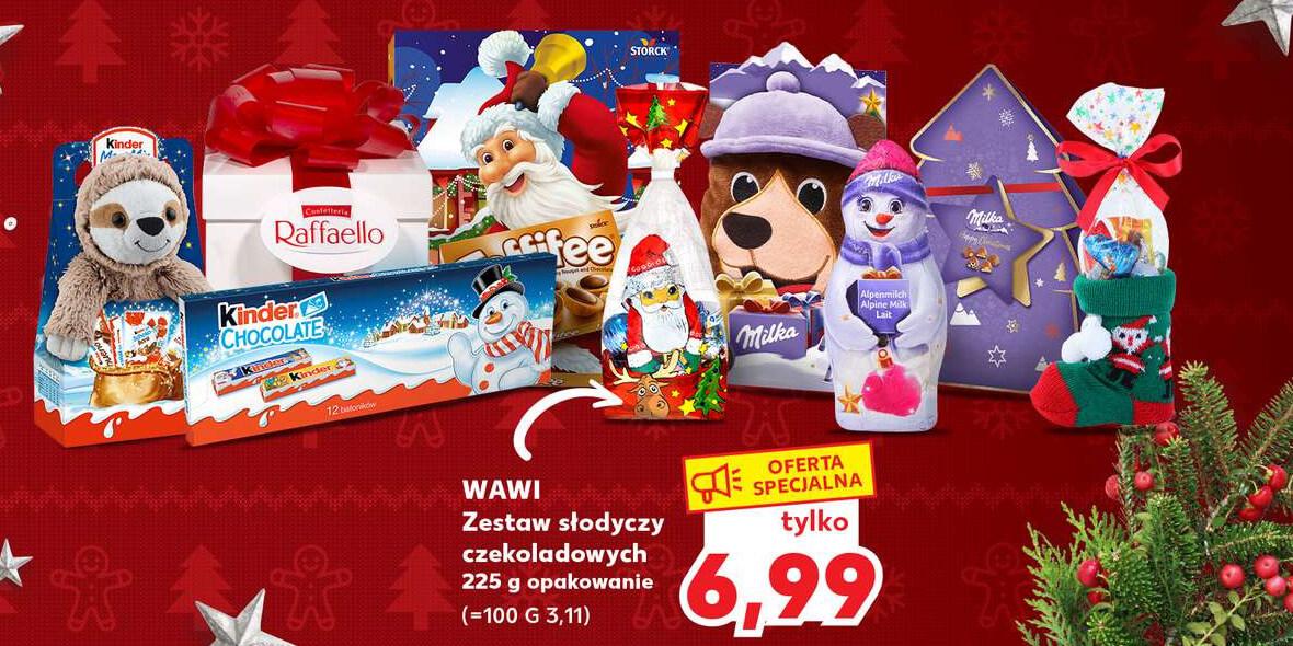 Kaufland:  Świąteczne słodkości 03.12.2020