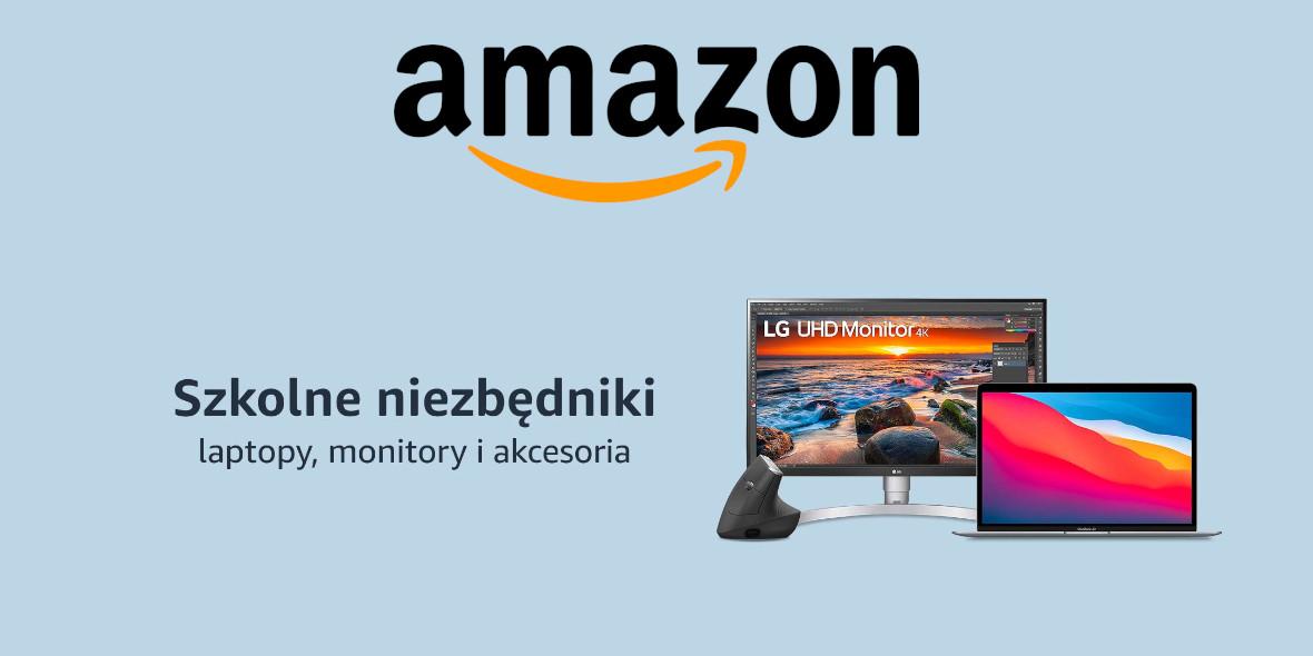 Amazon: Szkolne niezbędniki!