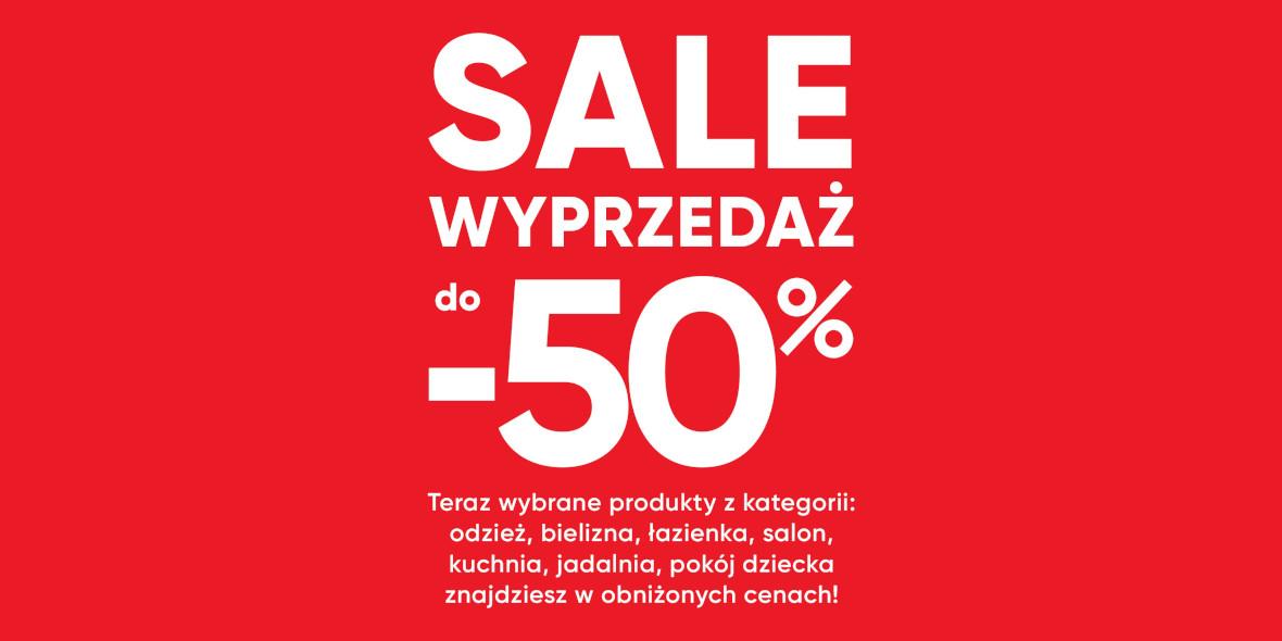 Pepco: Do -50% na wyprzedaży produktów 22.06.2021