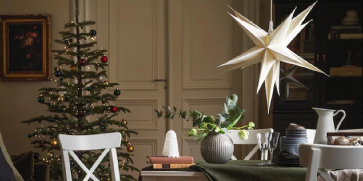 IKEA: Do -50% na kolekcję świąteczną 01.01.0001