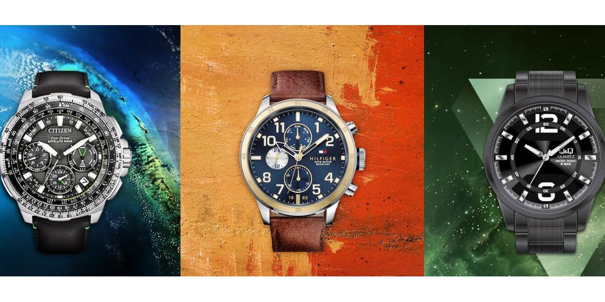 Kod rabatowy na oryginalne zegarki