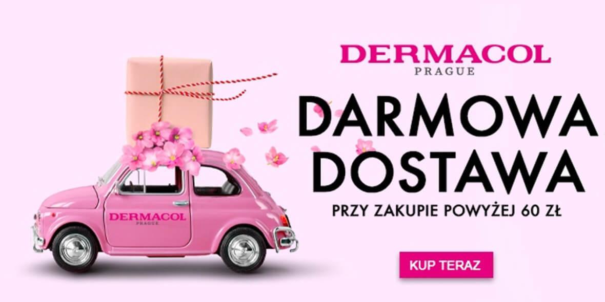 Notino:  Darmowa dostawa produktów Dermacol 02.03.2021