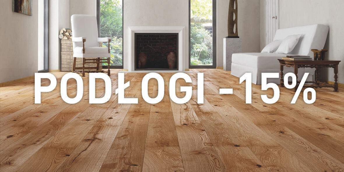 Bel-Pol: -15% na panele podłogowe 01.01.0001