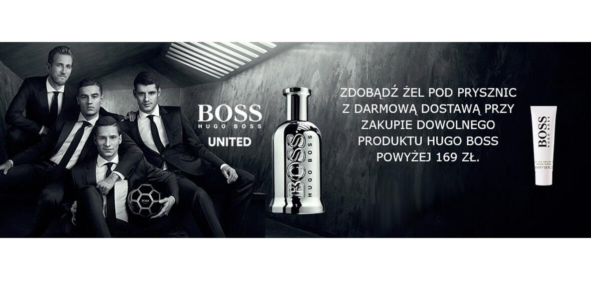 żel pod prysznic Hugo Boss + darmowa dostawa
