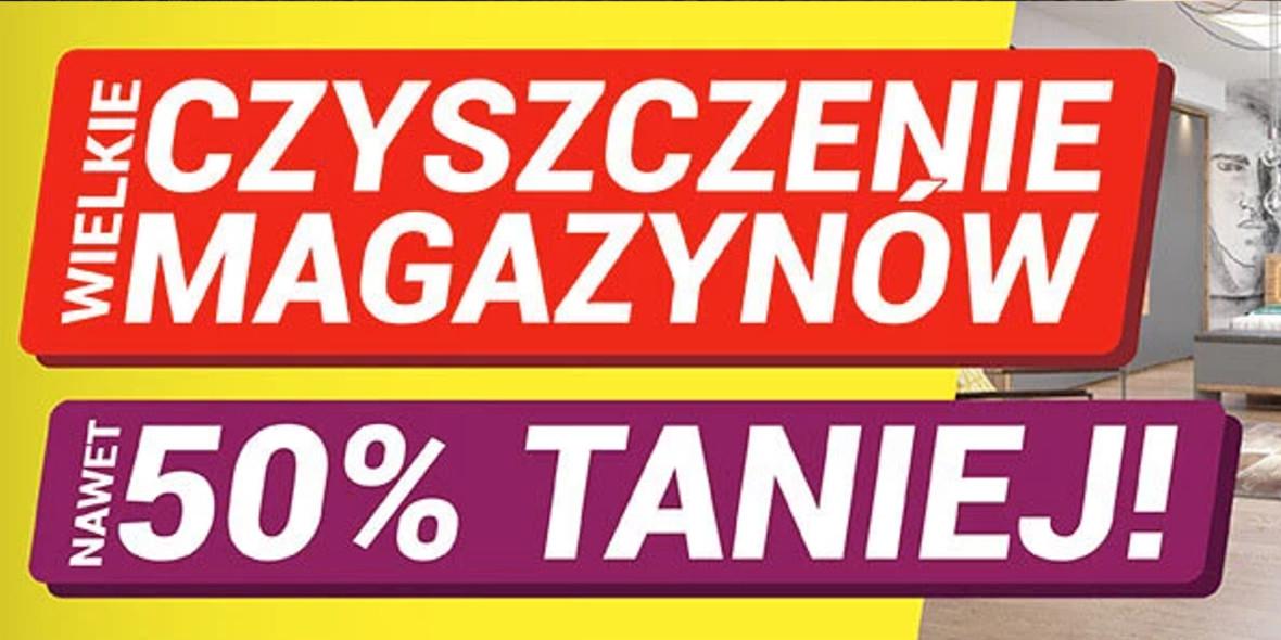 Meble-Bogart.pl: Do -50% czyszczenie magazynów
