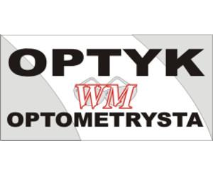 Logo Optyk WM Optometrysta