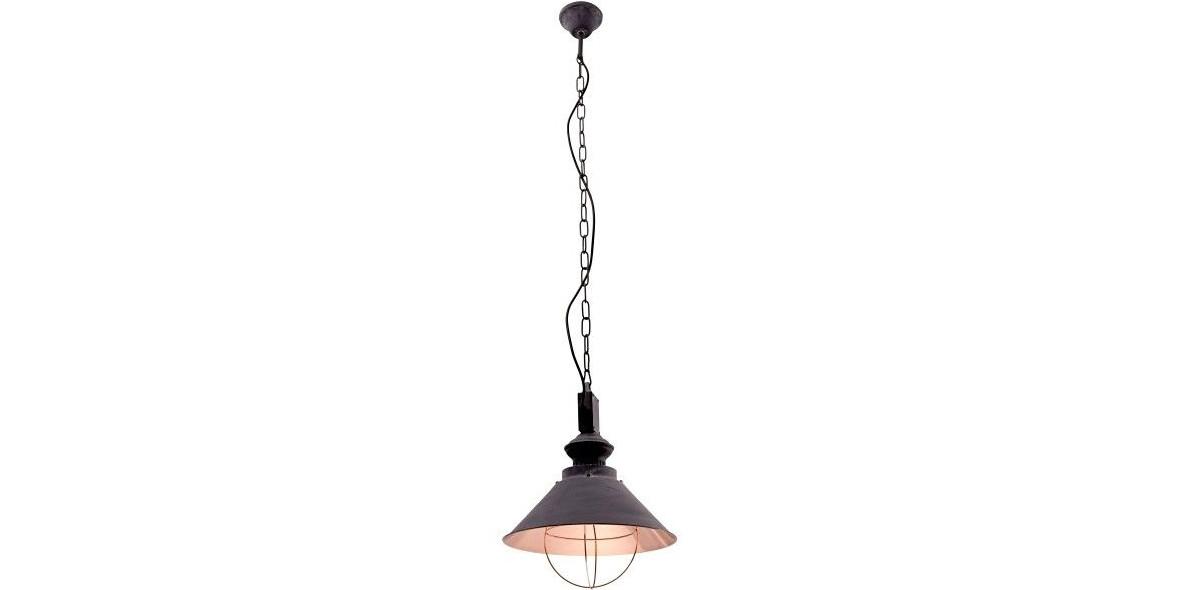 za lampę wiszącą Loft