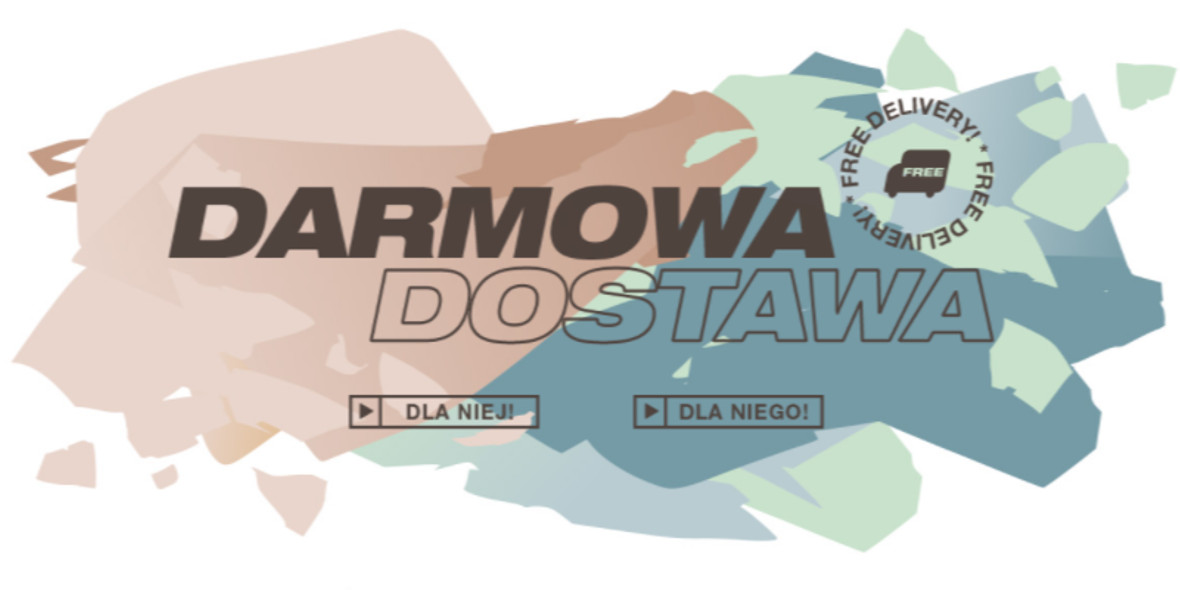 Cropp:  Darmowa dostawa w Cropp 20.09.2021