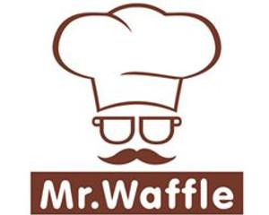 Logo Mr.Waffle