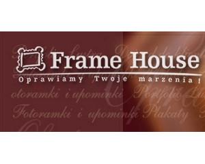 Logo Frame House