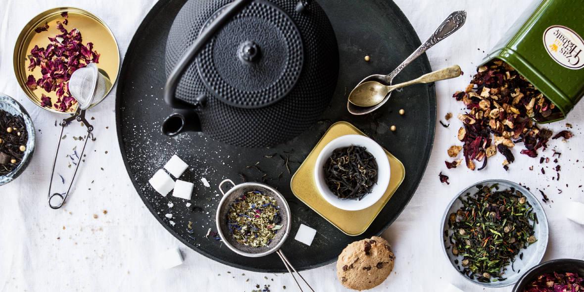 Czas na Herbatę: -15% na zakupy powyżej 50 zł 22.06.2018