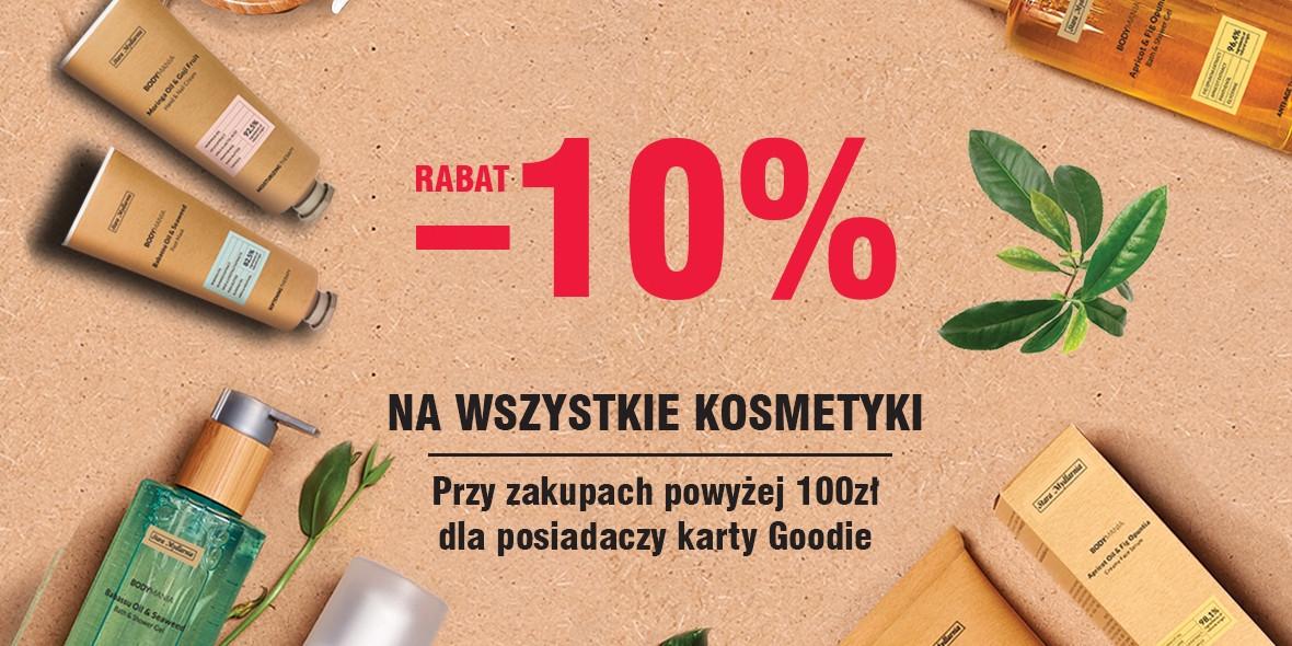 Stara Mydlarnia: -10% na zakupy powyżej 100 zł
