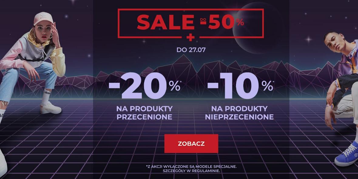 Sizeer: Do -20% extra na wybrane produkty
