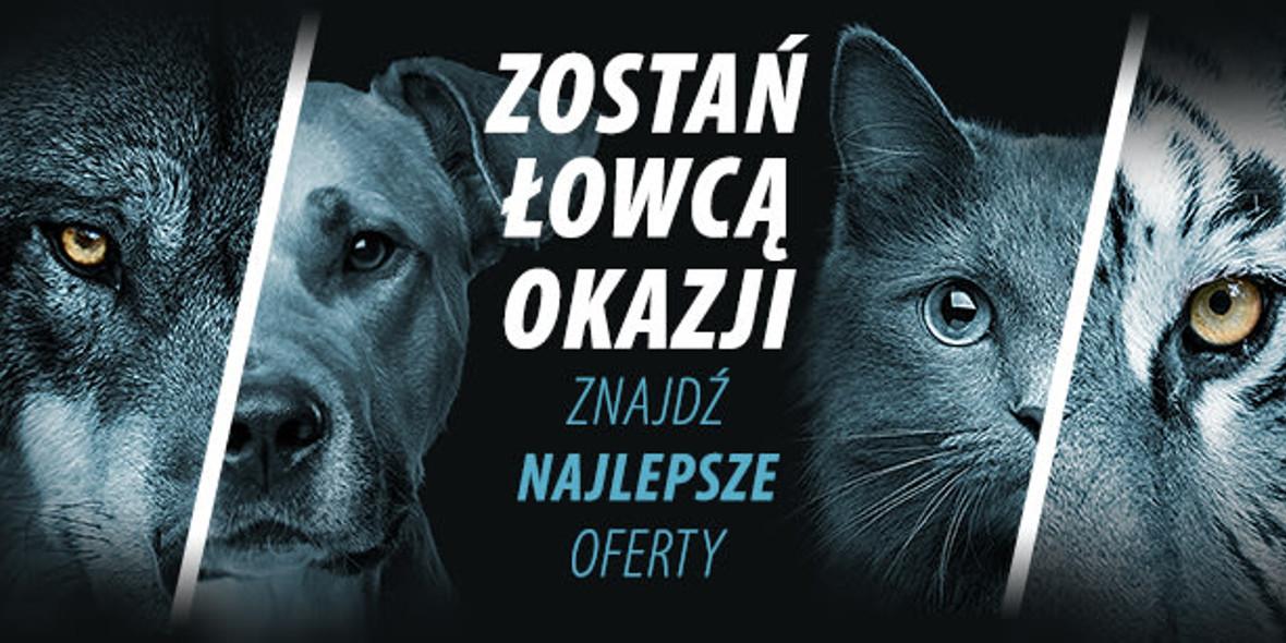 zooplus:  CYBERWEEK - najlepsze promocje w zooplus 01.01.0001