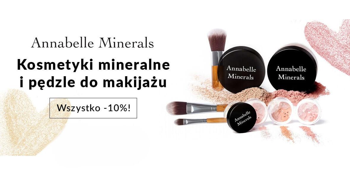 na wszystko od Annabelle Minerals