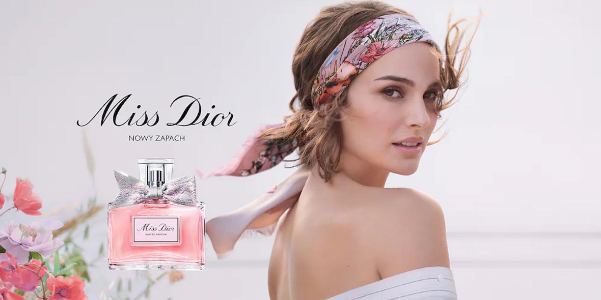 Douglas: Od 359 zł za perfumy damskie Miss Dior 15.09.2021